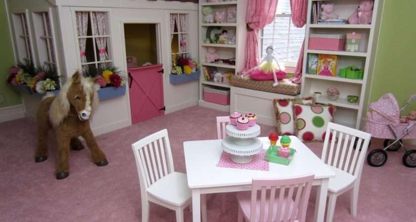 Decorating Ideas Fun Playrooms Kids Bedrooms Diy Home Decor