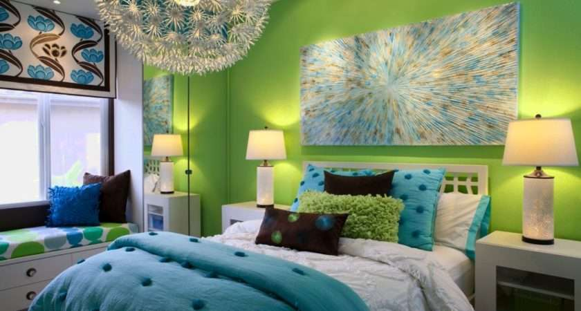 Decorating Ideas Green Get Your Bedrooms