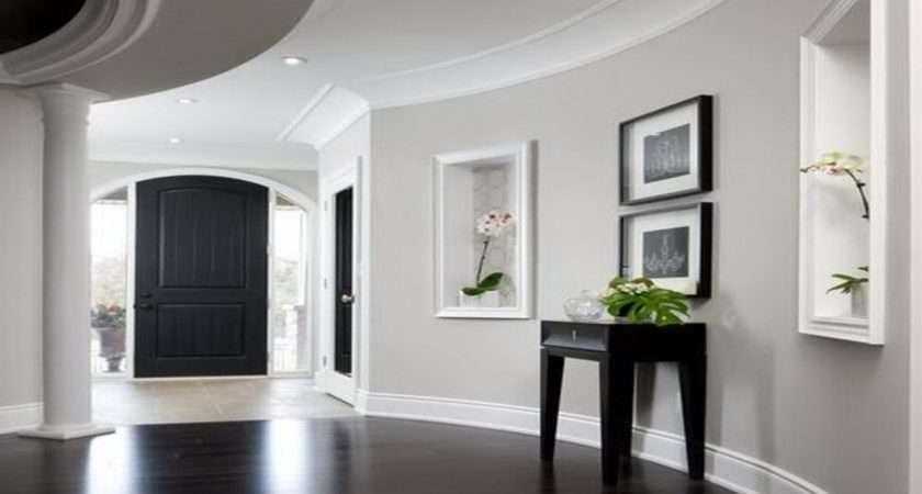 Decorating Ideas Hallway Popular Interior Paint