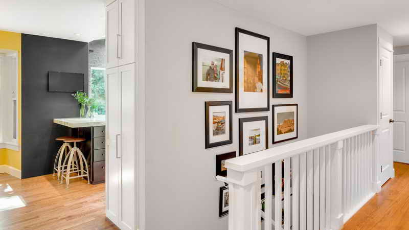 Decorating Ideas Hallways Stairs Hallway