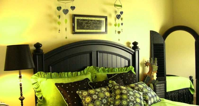 Decorating Ideas Lime Green Thought Get Your Bedrooms