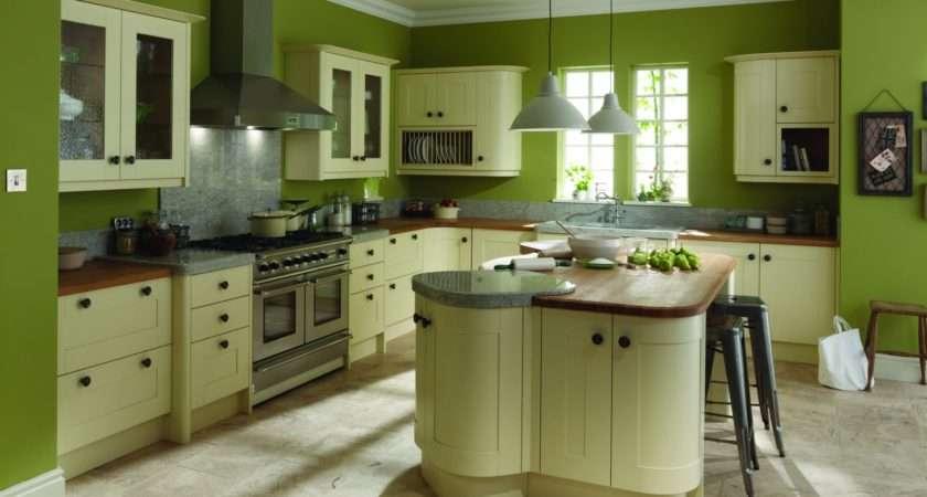 Decorating Ideas Sage Green Kitchen Cabinets Brown