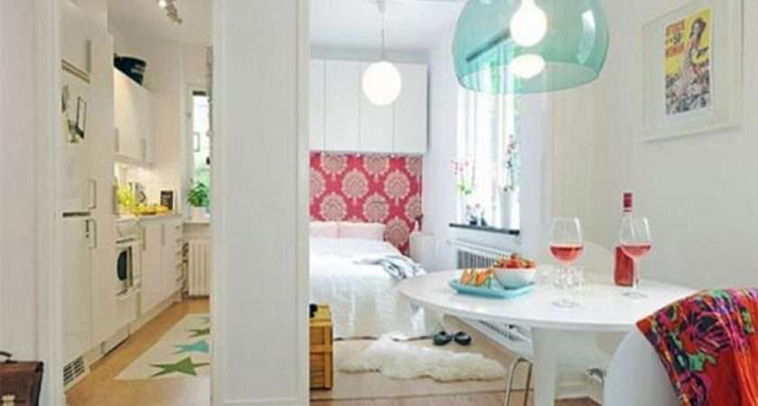Decorating Ideas Small Apartments Creative