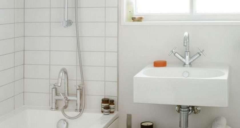 Decorating Ideas Small Bathrooms Home Decor