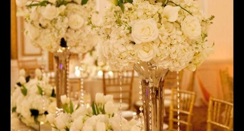 Decorating Ideas Stunning Wedding Table
