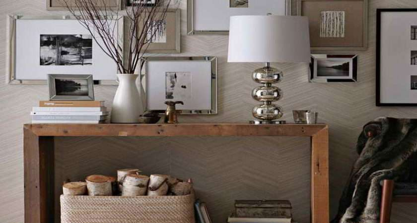 Decorating Ideas Table Lamp Hallway Tables