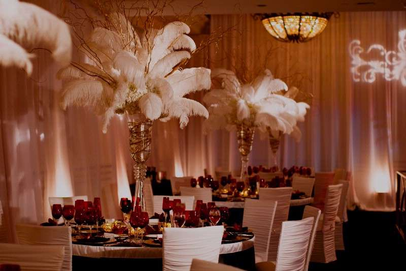 Decorating Ideas Wedding Reception Halls