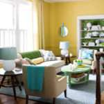 Decorating Ideas Yellow Living Room Better Homes