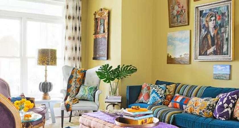 Decorating Ideas Yellow Living Room