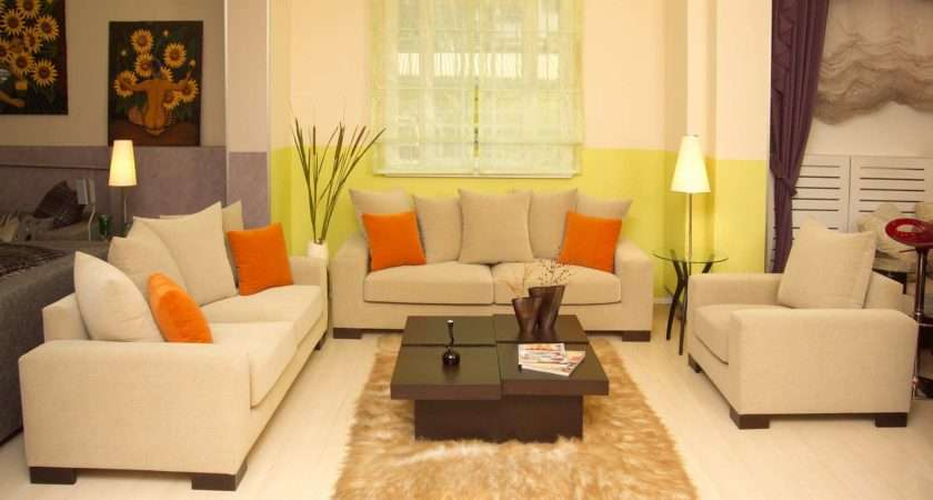 Decorating Living Room Ideas Various Sizes