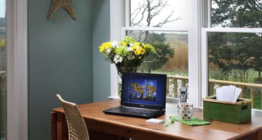 Decorating Your Work Office Garden Views Decobizz