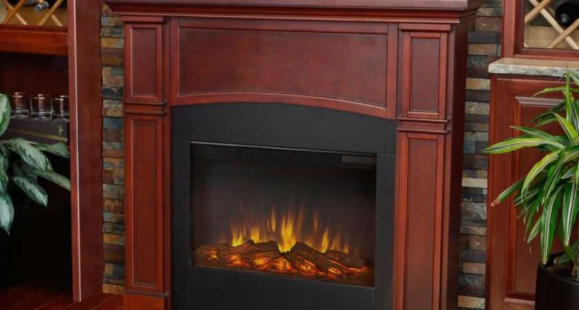 Decoration Awesome Sears Electric Fireplace Decor
