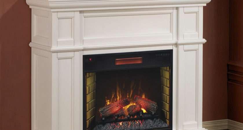Decoration Cool Sears Electric Fireplace Decor