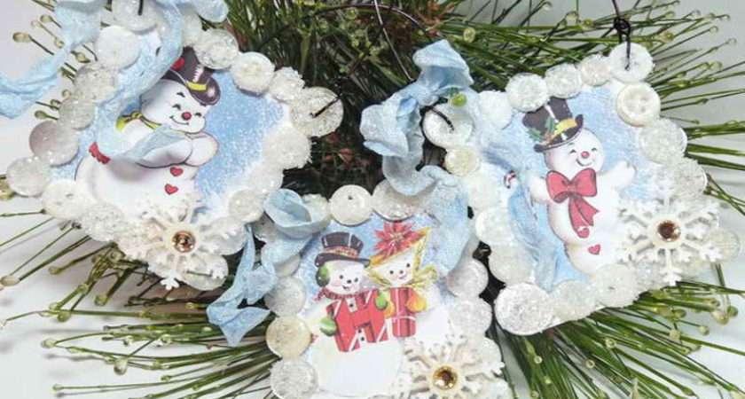 Decoration Easy Make Christmas Ornaments