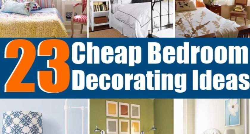Decoration Ideas Bedroom Decor Cheap