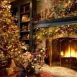 Decoration Old Fashioned Christmas Decorating Ideas Decor