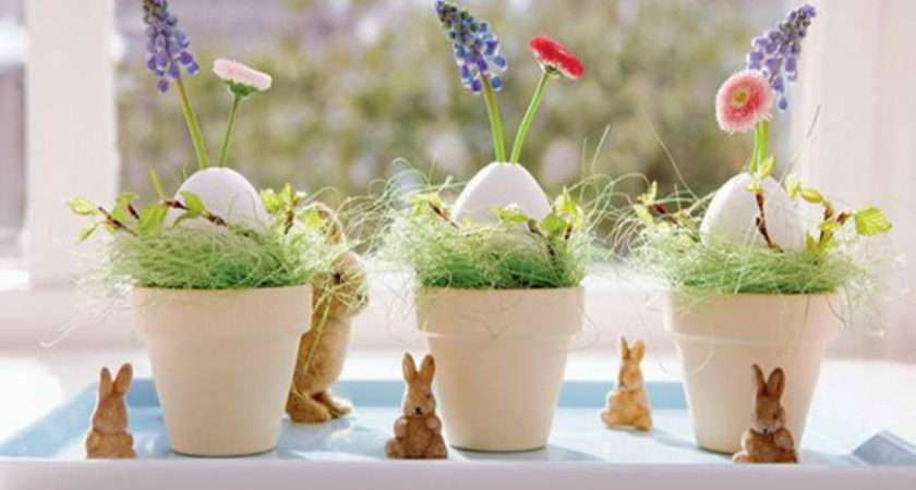 Decoration Spring Decorating Ideas Your Home Easter Holiday