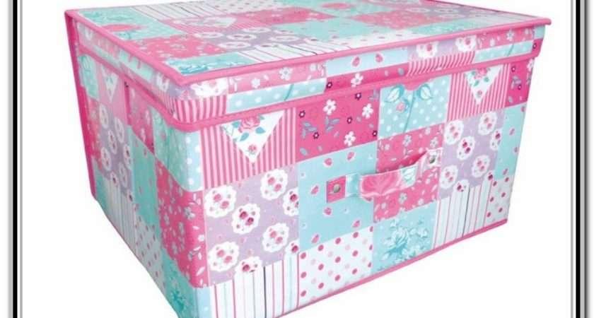 Decorative Storage Boxes Lids Decor Home