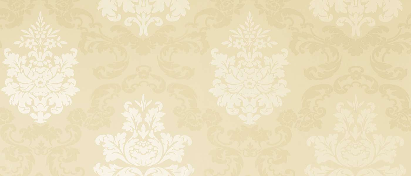 Delancy Gold Damask Laura Ashley