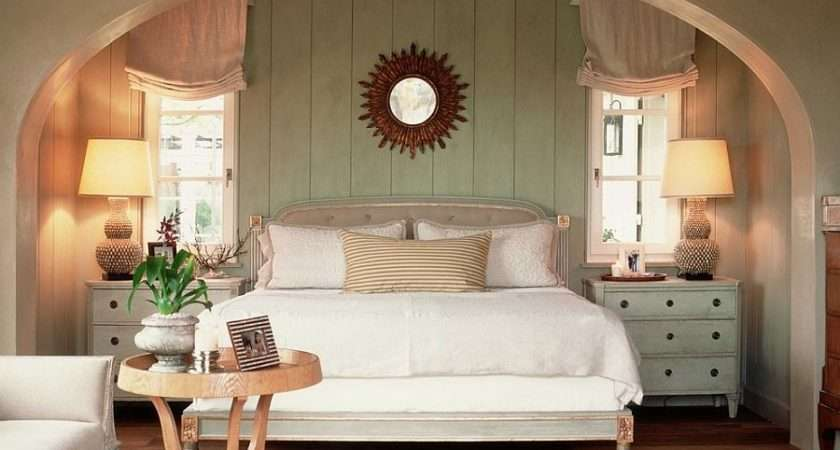 Delightfully Stylish Soothing Shabby Chic Bedrooms