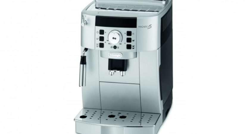Delonghi Compact Bean Cup Coffee Machine Ecam