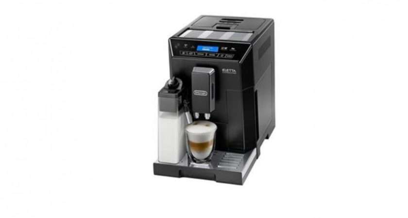 Delonghi Eletta Cappuccino Bean Cup Espresso Maker