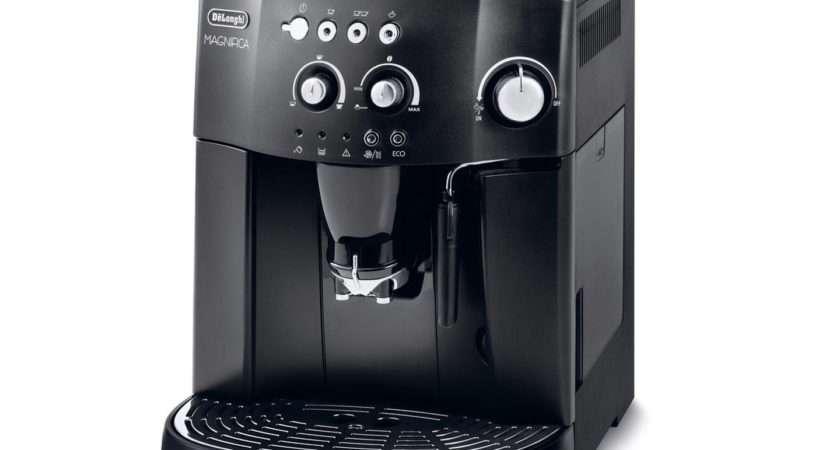 Delonghi Esam Magnifica Bean Cup Coffee Maker Bar