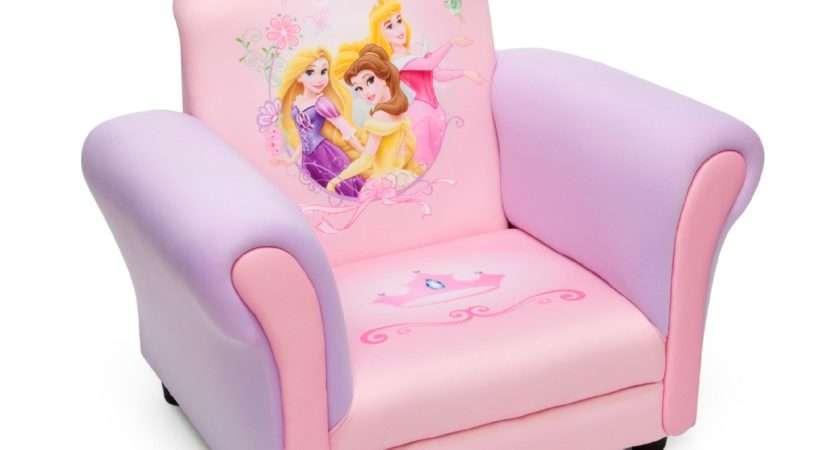 Delta Children Disney Princess Kids Club Chair Baby