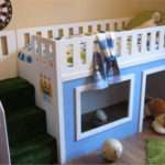 Deluxe Dream Playhouse Bed