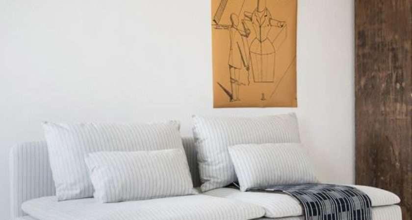 Derhamn Seat Section Sofa Cover Bemz