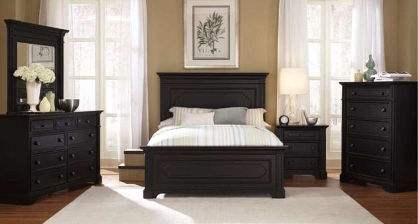 Design Black Bedroom Furniture Idea