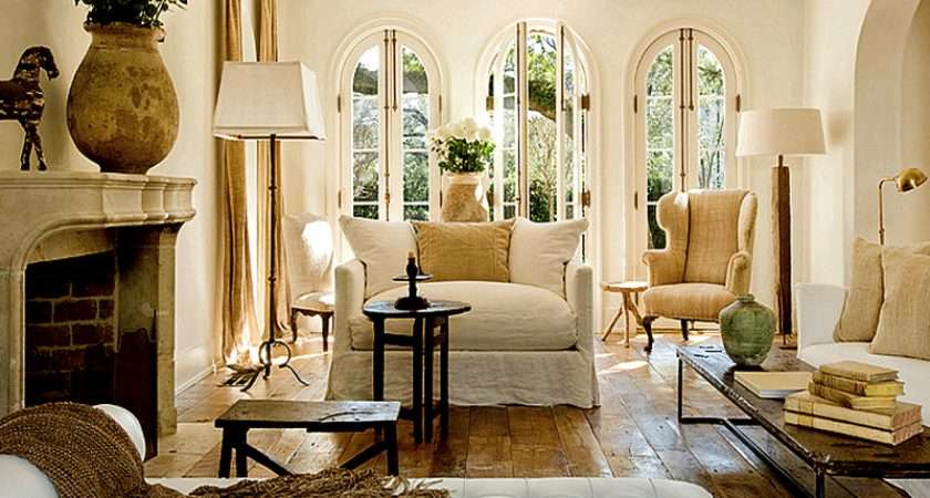 Design French Country Living Room Elegant