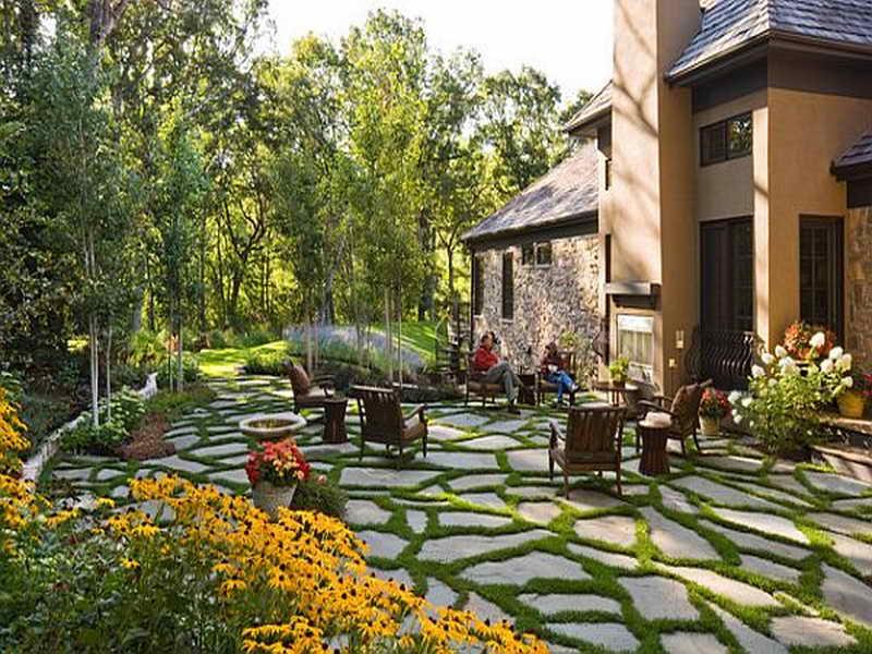 Design Ideas Budget Backyard Landscaping