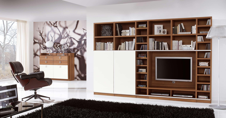 Design Ideas Stylish Modern Storage Wall Units