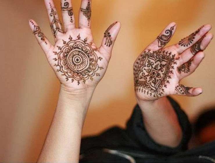 Design Kids Hands Easy Mehndi