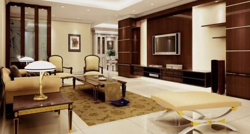 Design Living Room Wood House