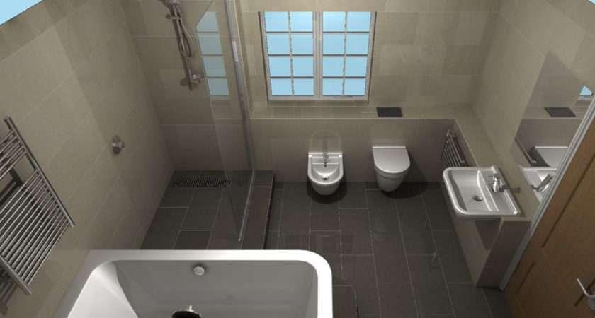 Design Luxury Master Bath Wetroom Created Room New