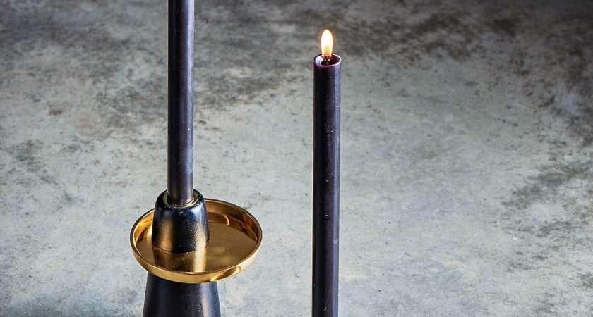 Design Project John Lewis High Candle Holder