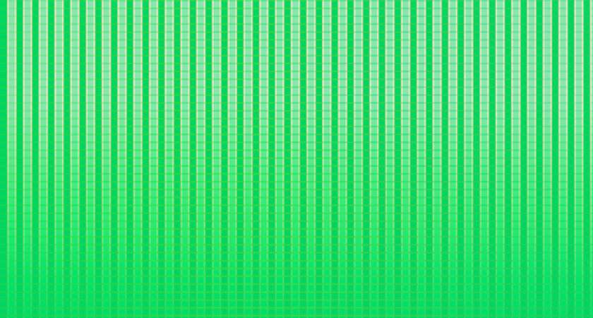 Design Stripe Lime Colour Double Effect