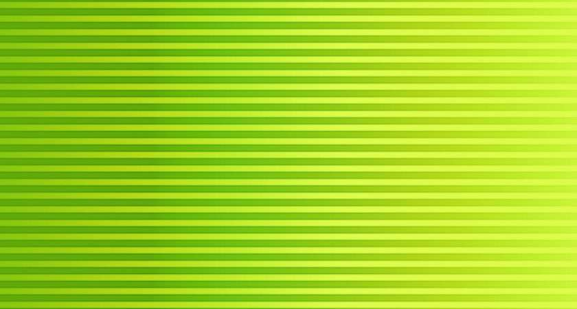 Design Striped Green