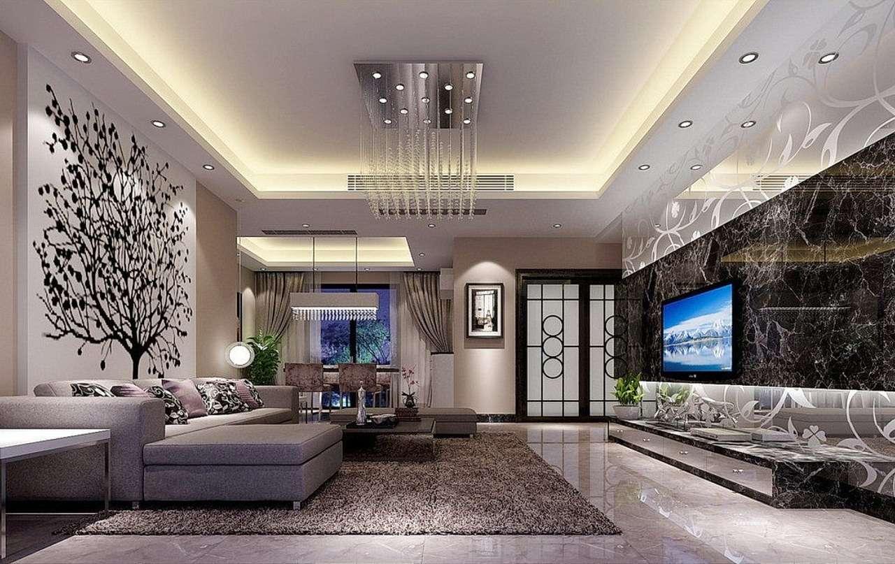 Design Styles Interior Ideas Living Room Lighting