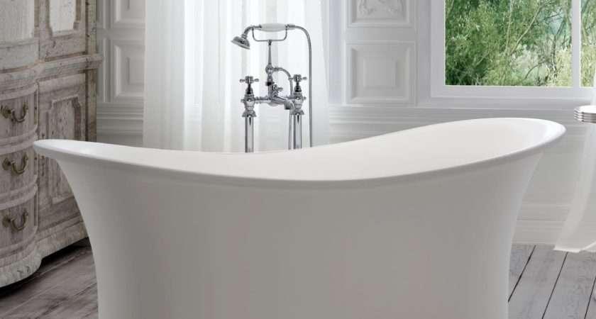 Designer Bathroom Freestanding Modern Roll Top Baths