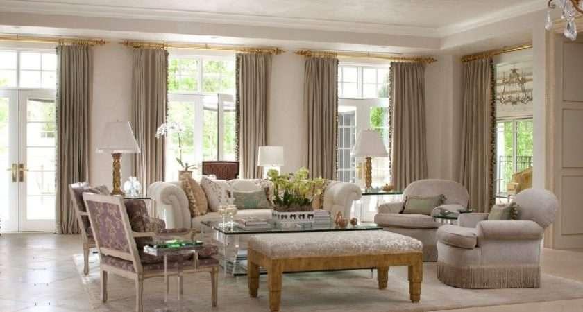 Designer Formal Living Room