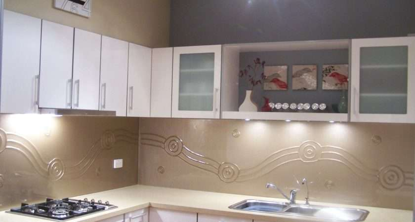 Designer Glass Splashbacks Kitchens Home Design