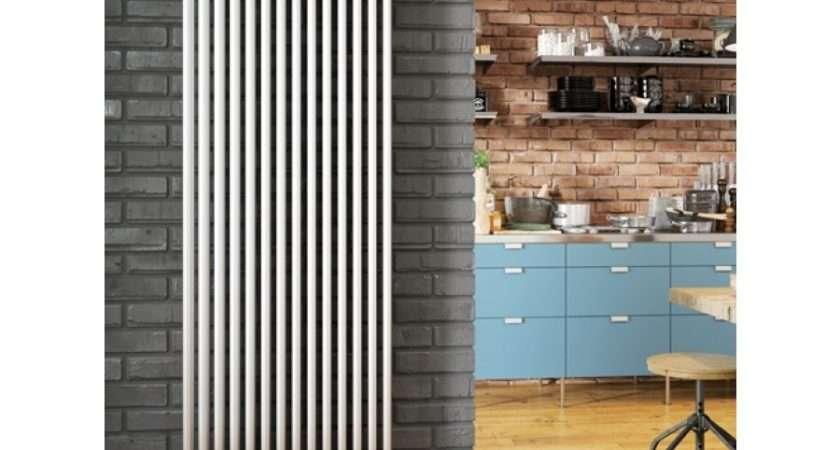 Designer Radiators Aviso Vertical Qbicheating