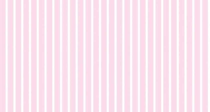 Designer Selection Bubblegum Stripe Pink White