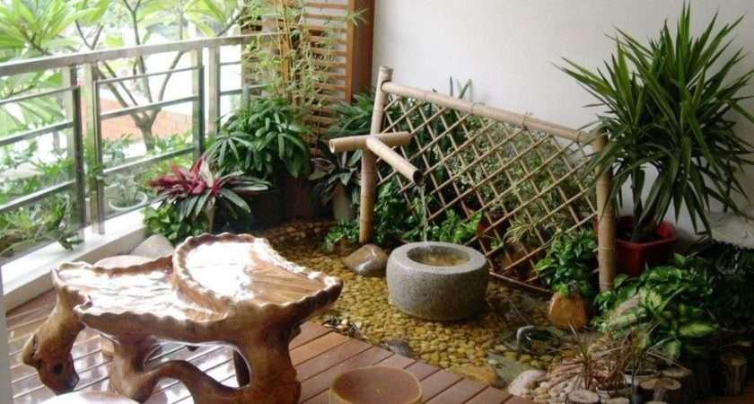 Designing Gardens Ideas Balcony Garden