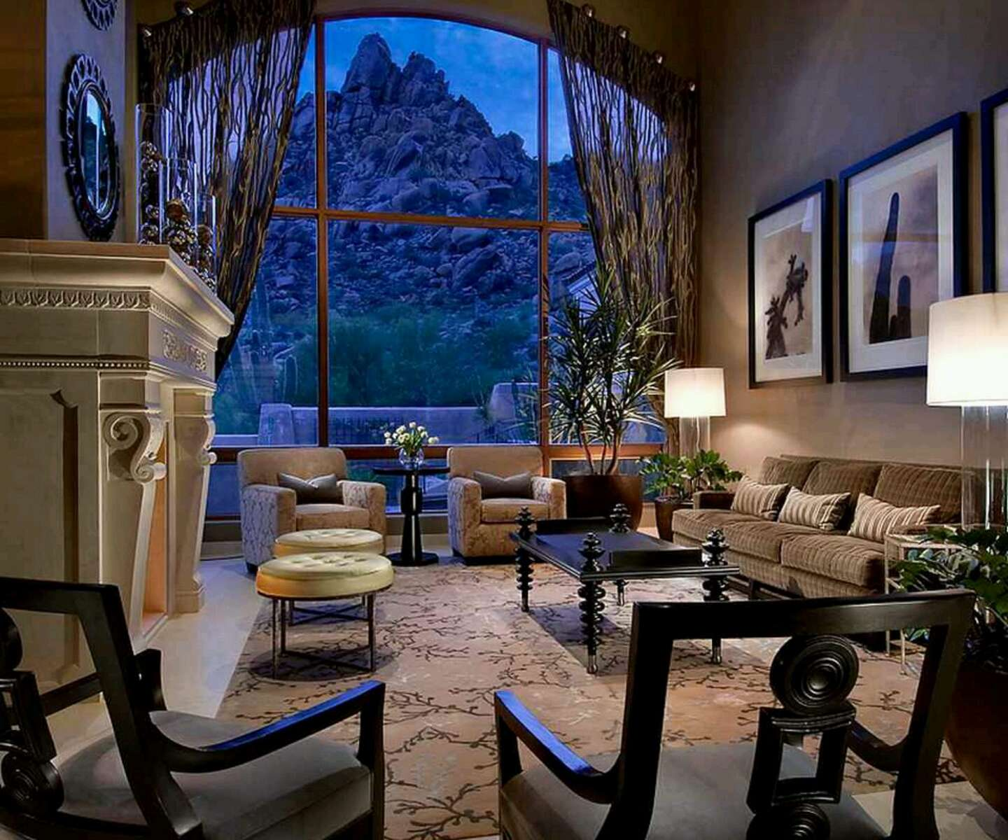 Designs Latest Luxury Living Rooms Interior Modern Ideas