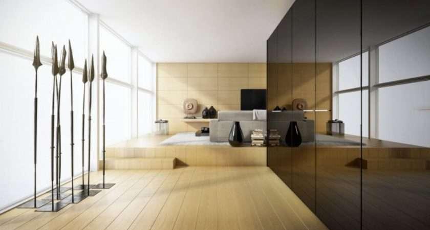 Designs Loft Space Light Wood Ferdaviola Living Rooms Show