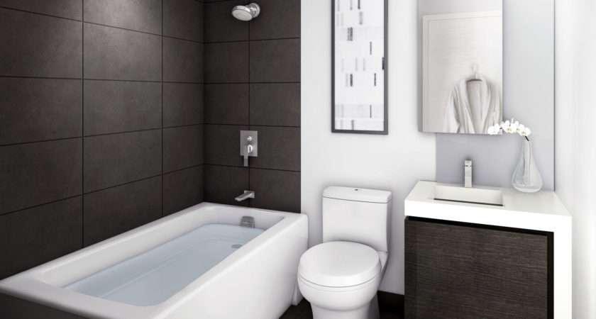 Designs Small Spaces Modern Bathroom Bathrooms